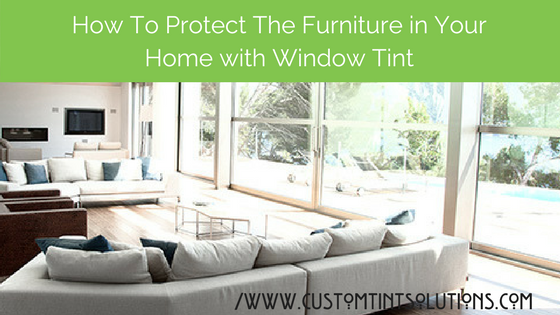 How to protect your furniture from fading San Antonio