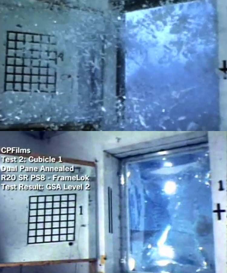 bomb-blast-san-antonio window film contractor