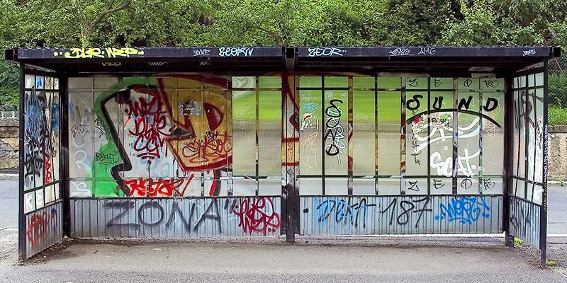 san antonio graffiti shield